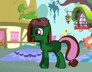 Lailah als Pony