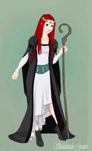 RPG Heroine: Alena
