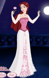 Disney Princess: Alenas Ballkleid