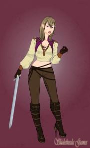 RPG Heroine: Baienvy