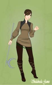 RPG Heroine: Lailah