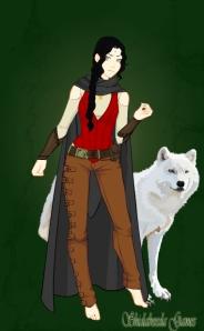 RPG Heroine: Mika